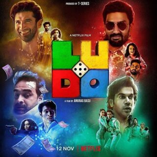 Ludo Movie (2020) - Rajkummar Rao | Aditya Roy Kapur